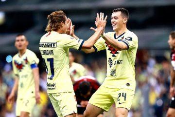 América vence 2-0 al Atlas en la Jornada 6 del Clausura 2020 Liga MX