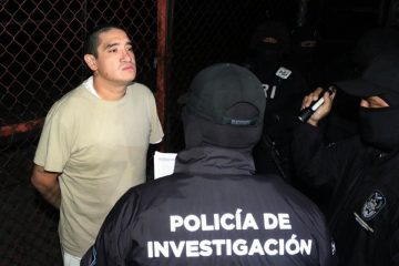 «El Lunares», al Reclusorio Preventivo Oriente, por el delito de homicidio.