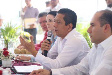 Destaca Llaven baja incidencia delictiva en la zona Mezcalapa