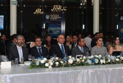 Canaco Tuxtla celebra sus 100 años con todos sus afiliados