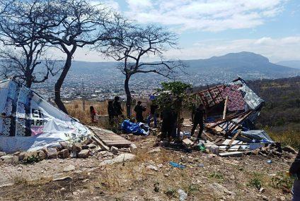 Recupera Fiscalía 14 hectáreas invadidas en Tuxtla Gutiérrez: Llaven