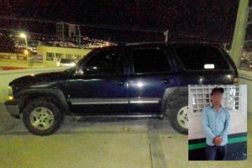 Presunto traficante de personas es detenido en Cintalapa, Chiapas