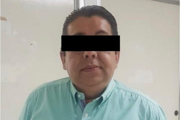 Detienen a exdirector del Registro Civil de Chiapas