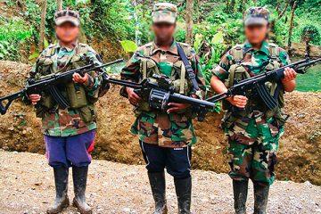 Guerrilla colombiana recluta a más de 14 mil niños