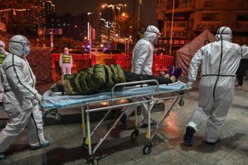 Alrededor de mil 600 muertos por Covid-19 en china