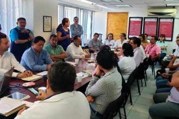 Distrito de Salud de Tuxtla instala Comité Regional