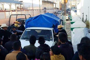 Reportan balacera en San Juan Chamula, Chiapas