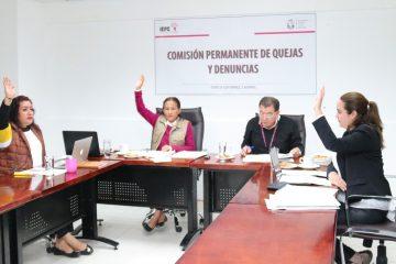 IEPC Chiapas sanciona a funcionarios municipales