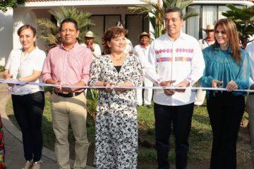 Gobernador, gran impulsor de rescate de edificios públicos en Chiapas: Llaven