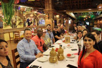 """Canaco Tuxtla, recibió a turistas del norte de Texas como resultados de su """"Misión Comercial Tuxtla-Dallas"""""""