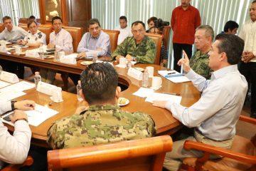 Estrategias de la Mesa de Seguridad garantizan la libertad de tránsito en Chiapas: Llaven