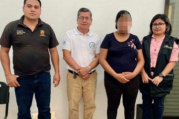 Localiza FGE en Chiapas a menor con reporte de desaparecida en Guatemala