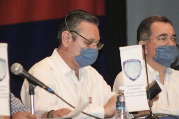 Realizan Asamblea General Ordinaria 2020 de Canaco Tuxtla,  bajo medidas estrictas de prevención sanitaria