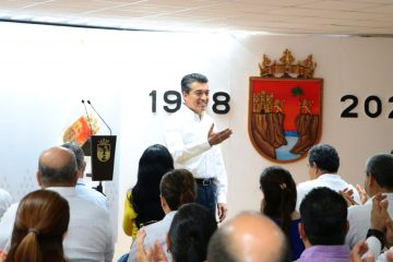 Quienes servimos a México debemos caminar con el ejemplo de Lázaro Cárdenas: Rutilio Escandón
