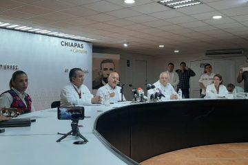 Podrían darse más de 6 mil casos de Coronavirus en Chiapas, advierte Secretaría de Salud