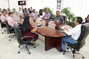Exhorta Llaven a líderes sociales a abonar a la gobernabilidad en Chiapas