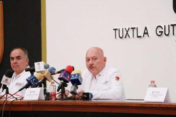 Reporta SS dos nuevos casos confirmados de coronavirus en Chiapas; suman seis