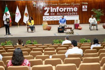Defensa de los derechos humanos logrará la pacificación del estado: Rutilio Escandón