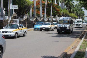 Suspenderán servicio de trasporte colectivo en Chiapas