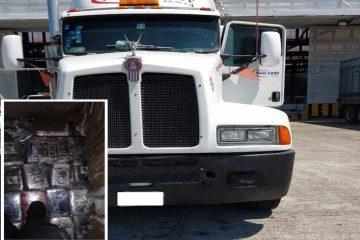 Asegura Ejército y Guardia Nacional una tonelada de cocaína en Chiapas