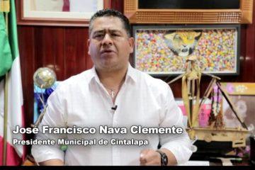 Alcalde de Cintalapa, Chiapas se burla del movimiento #UnDiaSinNosotras, luego se disculpa en redes sociales