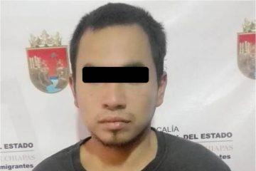 Prófugo de la justicia hondureña es detenido en Chiapas