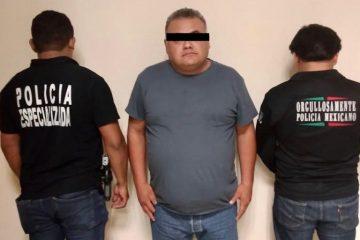 Detiene Fiscalía a expresidente municipal de Tapilula por violencia familiar