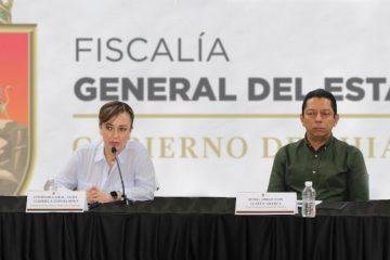 Sostiene Llaven Abarca reunión de trabajo con transportistas del estado