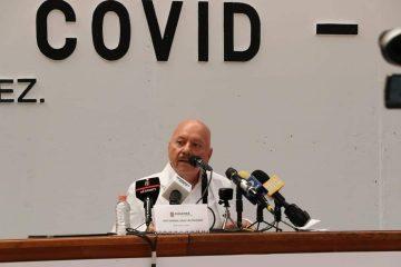 Chiapas sube a 19 personas contagiadas por COVID-19