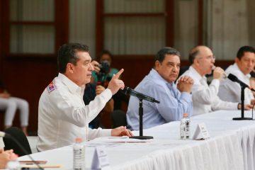 Como medida solidaria ante emergencia por COVID-19, servidores públicos donarán parte de su salario: Rutilio Escandón
