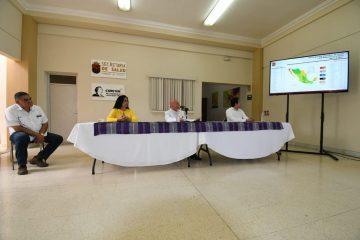 Se confirman en Chiapas 44 casos y 3 fallecimientos por COVID-19