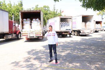 Entrega de alimentos se realiza casa por casa para no arriesgar salud y seguridad de la gente: Rutilio Escandón