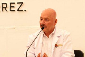 Se confirman seis casos más de COVID-19 para Chiapas