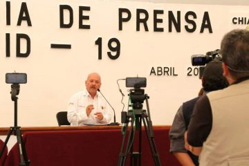 Presenta Chiapas plan de acción para enfrentar fase 3 de la pandemia por coronavirus