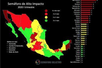 Chiapas, sin focos rojos en delitos de alto impacto: Llaven Abarca