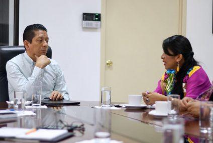 Pide Llaven a mujeres indígenas ser portavoces del Plan Emergente COVID-19