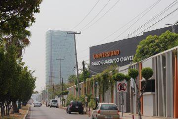 Denuncian que en la «Pablo Guardado Chávez» obligan a personal a trabajar bajo la contingencia del COVID-19