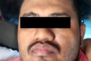 Detiene FGE a décimo objetivo prioritario por secuestro en Chiapas: Llaven Abarca