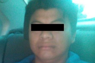 Detenido por abuso sexual de menor de edad en Tuxtla Gutiérrez