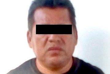 Detiene FGE a implicado en pederastia en el municipio de Arriaga