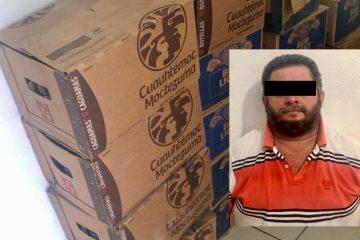 Detenido por venta clandestina de bebidas alcohólicas en Palenque, Chiapas