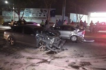Encarcelan a responsable de accidente automovilístico