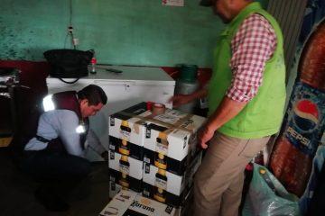 Continúa FGE Operativo de Verificación de Bares, Cantinas y Similares en Tapachula