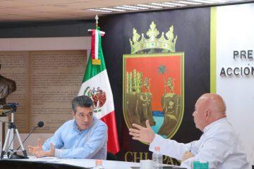 Chiapas respetará medidas para regresar de forma segura a la nueva normalidad: Rutilio Escandón