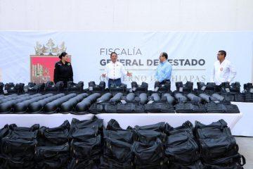 Chiapas cuenta con una Fiscalía eficiente y comprometida con buenos resultados: Llaven