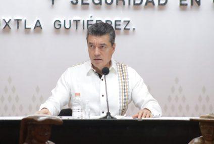 Rutilio Escandón pide reforzar cuidados dentro y fuera de casa ante etapa más álgida de COVID-19