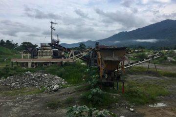 Durante diligencia de cateo, FGE recupera maquinaria robada en Chiapas
