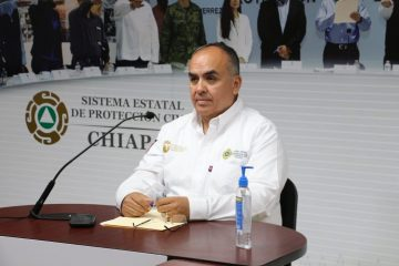 Ante la Cámara de Diputados, Gobierno de Chiapas propone crear Fondo Nacional para la Gestión Integral de Riesgos