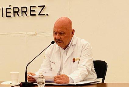 En Chiapas 133 personas han fallecido por Covid-19