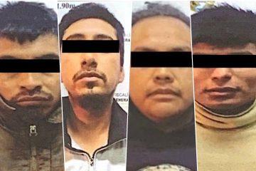 Detiene Fiscalía banda dedicada al robo con violencia en región Altos